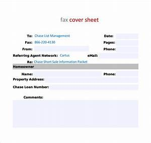 Sample Standard Fax Cover Sheet – 11 Documents in Word PDF