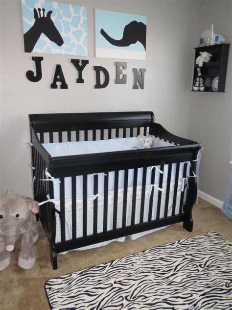 jaydens modern safari nursery project nursery