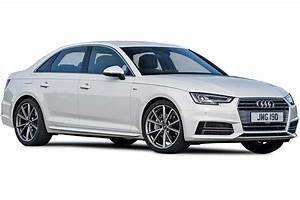 Audi A4 saloon 2019 review Carbuyer