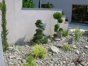 les 85 meilleures images a propos de parterre avec With idees amenagement jardin exterieur 7 un parterre de galets et arbustes