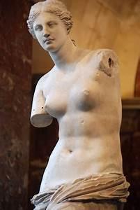 Louvre - Venus de Milo - a photo on Flickriver