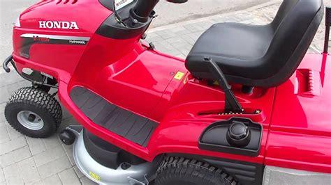 Traktorek Ogrodniczy Honda Hf 2417 Hme