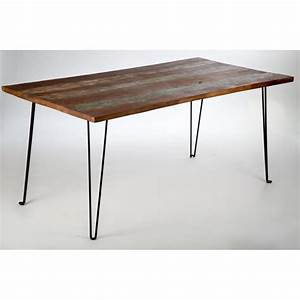Recycled Wood Dining Table Sweet Mango