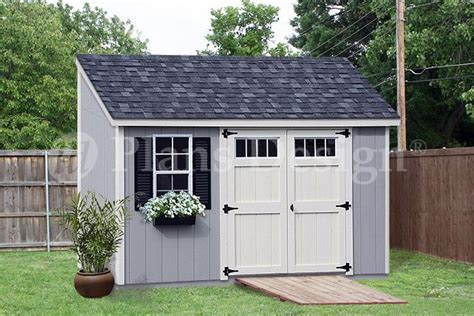 details about storage shed plans 6 x 12 deluxe lean to