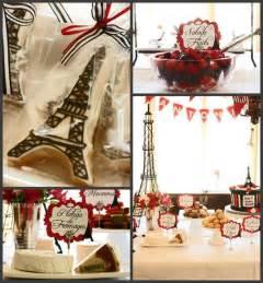 Parisian Baby Shower Invitations by Kara S Party Ideas Parisian Birthday Party Planning Ideas