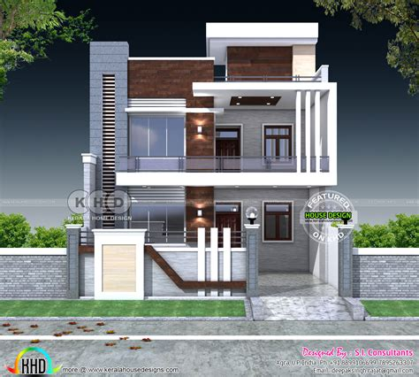 home design for 2017 5 bedroom flat roof contemporary india home kerala home