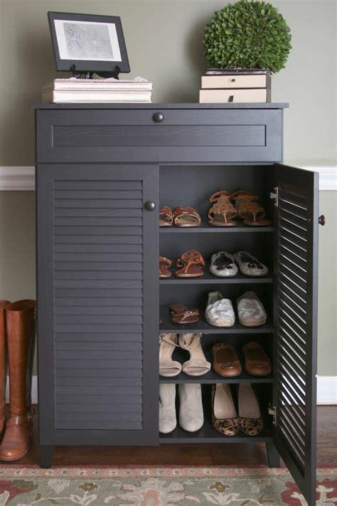 alinea armoire chambre découvrir les meubles à chaussures en 50 photos