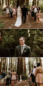Intimate Wedding at Henry Cowell Redwoods | Paige Nelson