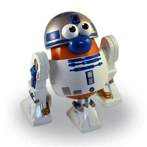 figura mr potato r2 d2 15 cm wars ppw toys wars merchandising cara de papa sr