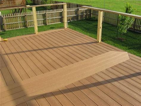 evergrain deck decking layout