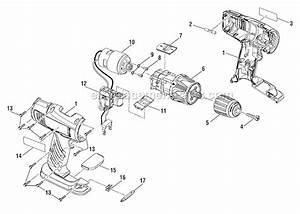 Ryobi P271 Parts List And Diagram   Ereplacementparts Com