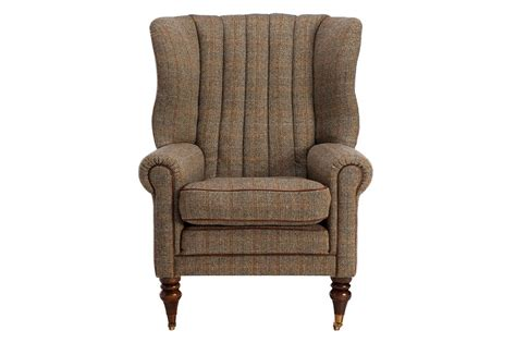 Tetrad Dunmore Wingback Armchair