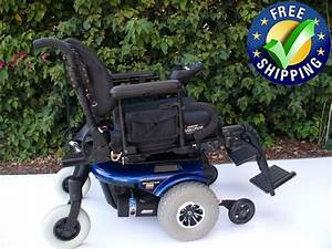 Pride Mobility Quantum 1103 Ultra Power Chair