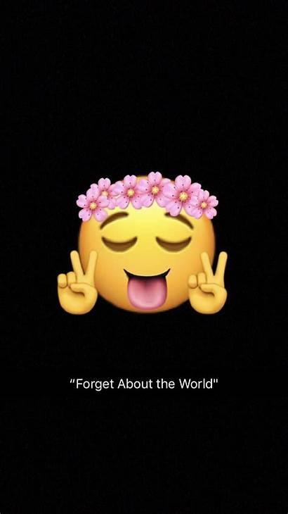 Emoji Iphone Wallpapers Sad Simpson Aesthetic Background