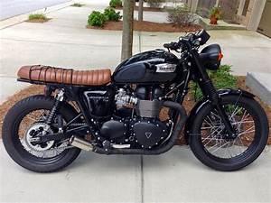Moto Style Harley : triumph brat style motorcycles bratstyle motos brat style pinterest ~ Medecine-chirurgie-esthetiques.com Avis de Voitures