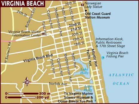 map  virginia beach