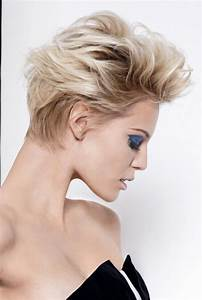 Coupe Courte Bouclée : cheveux court coupe gar onne souples ondul s coiffure ~ Farleysfitness.com Idées de Décoration