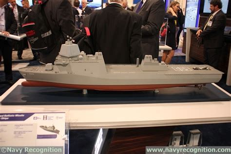 hii s lpd based future surface combatant concept could