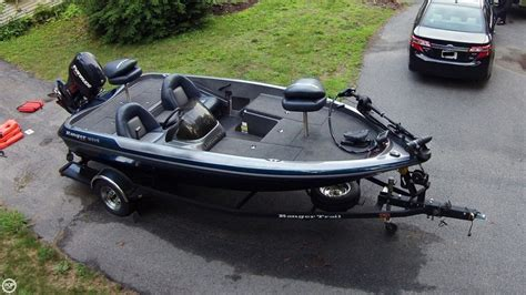 Ranger Bass Fishing Boats For Sale by 2006 Used Ranger Boats 165 Vs Bass Boat For Sale 13 000