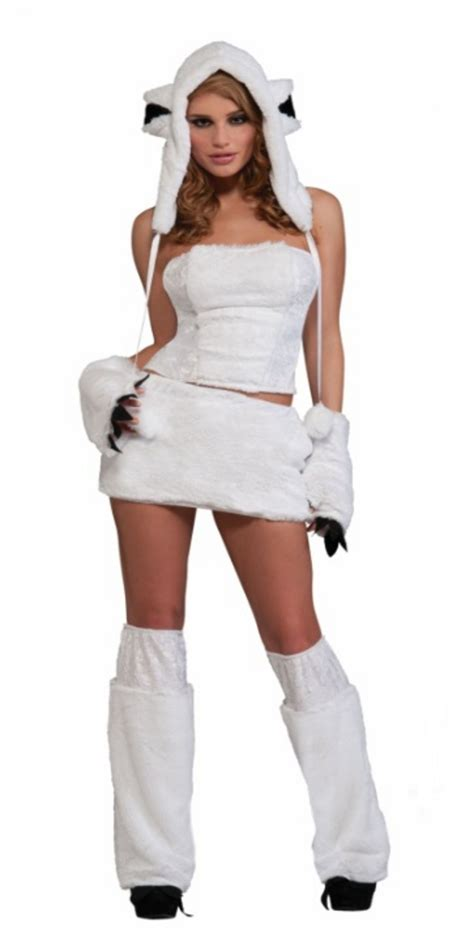 8 More Crazy Ridiculous Sexy Christmas Costumes Glamour