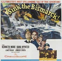 sink the bismarck movie sink the bismarck movie posters from movie poster shop