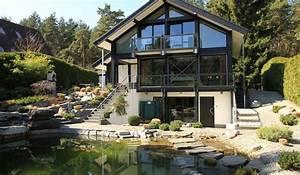 Modernes Landhaus Bauen : haus am hang bauen szukaj w google haus pinterest ~ Bigdaddyawards.com Haus und Dekorationen