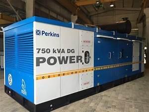 Perkins 750 Kva Diesel Generator  Mark Acoustic Enclosures