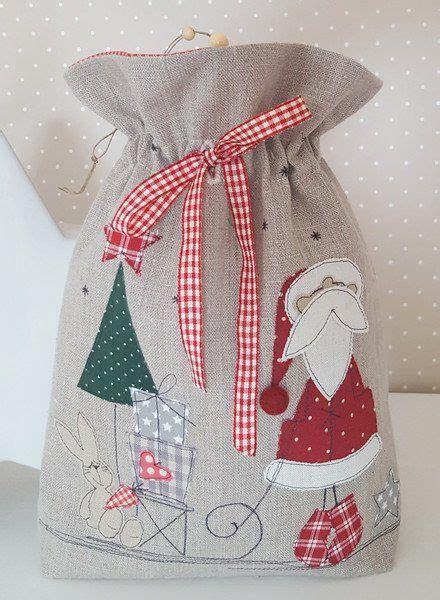 Weihnachtlicher Kerzenhalter Tannenbaeumchen by Weihnachtsbeutel Zum Bef 252 Llen Verziert Mit Nikolaus