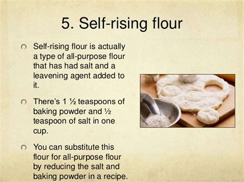 types  flour     everyday baking  cooking