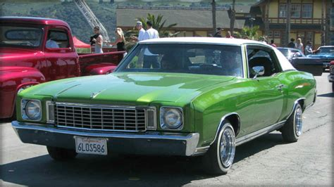 1972 Chevrolet Monte Carlo, Out with Muscle, In with