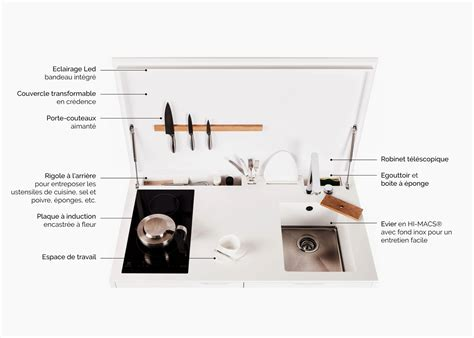 lumi鑽e cuisine plan de travail petit plan de travail comment ranger mon lectrom nager dans ma cuisine petit plan de travail h tre lamell coll nature la plan de travail