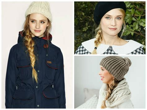 quick and easy hairstyle ideas for wearing a beanie hair
