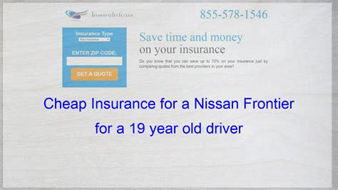 If you are having issues with an insurance company and a florida insurance policy, you (or your lawyer) even the biggest companies in the united states only self insure up to a certain amount. How to get Cheap Car Insurance for a Nissan Frontier King Cab, Crew Cab for a 19 year…   Cheap ...