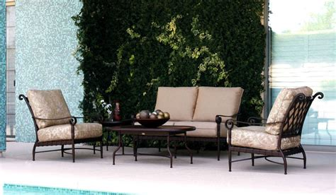 patio renaissance forenze cushion outdoor dining furniture