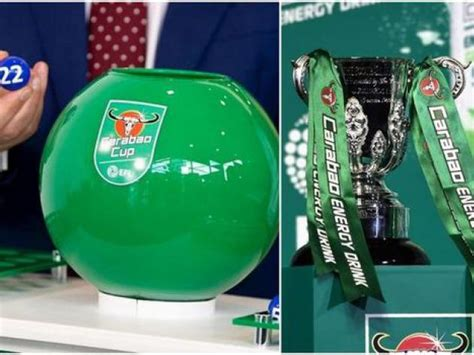 Carabao Cup 3rd round draw LIVE: Man Utd, Liverpool ...