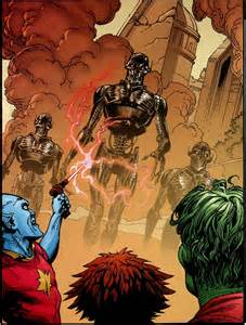 Brainiac DC Comics Database