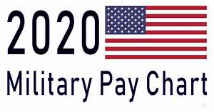 Navycs Pay Chart 2020 Military Pay Chart 3 1 All Pay Grades