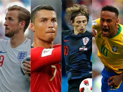 Best Football Player The 10 Best Players Of The 2018 Fifa World Cup Russia