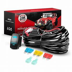 Top 10 Wiring Harness For Fog Lights  U2013 Automotive Light