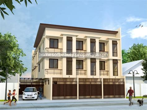 Residential Commercial 3 Bedroom Townhouse Cubao Quezon