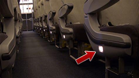 equipment  evacuation safety  flight information