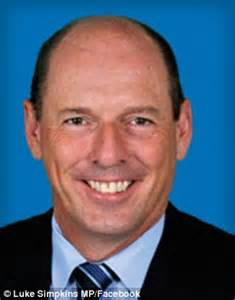 Luke Simpkins, the MP who wants to bring down Prime ...
