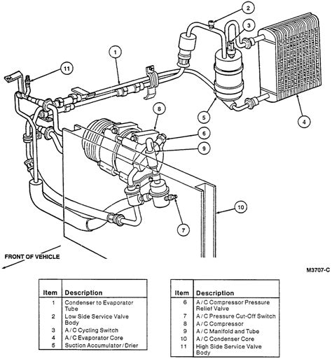 Can You Provide Diagram The Air Conditioning System