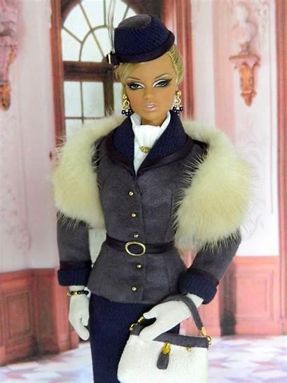 Trump Doll Barbie Melania Royalty Winter Dolls