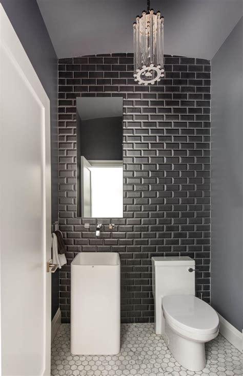 toronto home depot merola tile powder room contemporary