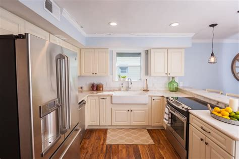 20 Small Kitchen Makeovers By Hgtv Hosts  Hgtv. Image Interior Design Living Room. Cheap Living Room Decorations. How To Decorate My Living Room On A Budget. Living Room Gold