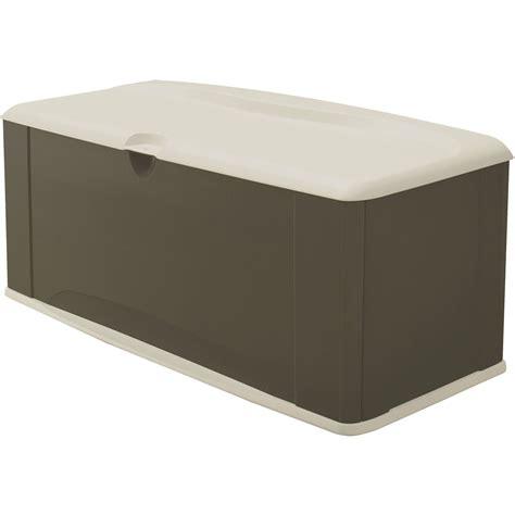 rubbermaid deck storage cabinet rubbermaid basketweave patio cabinet dark teak walmart com