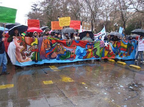 Marchas Estudiantiles De Chile Diciembre 2011