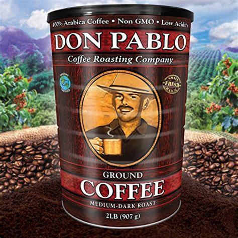Don pablo coffee ⭐ , turkey, antalya, gazipaşa, pazarcı mah., uğur mumcu cad.: 2LB Don Pablo Signature Blend - Drip Ground Coffee ...