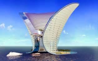 floating diamond ring los hoteles más futuristas mundo el diseño de los